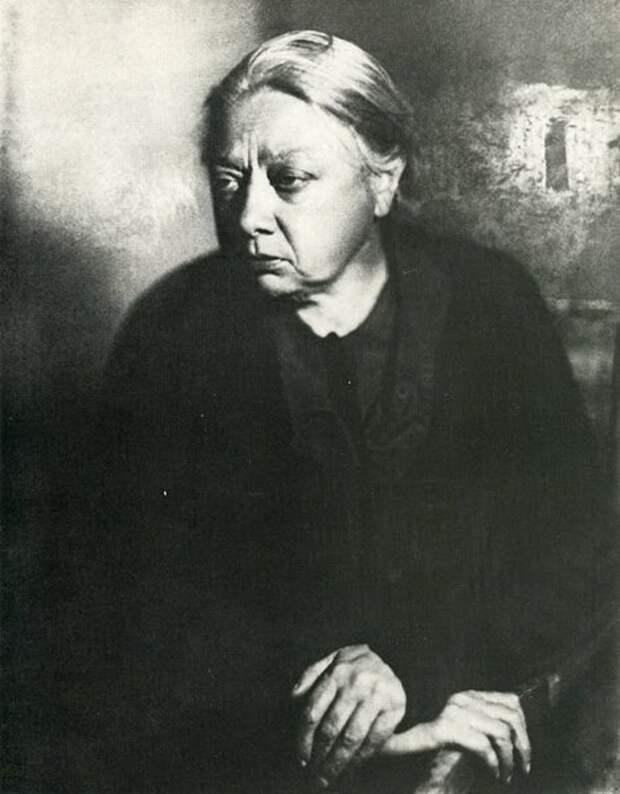 Надежда Крупская, 1936 год