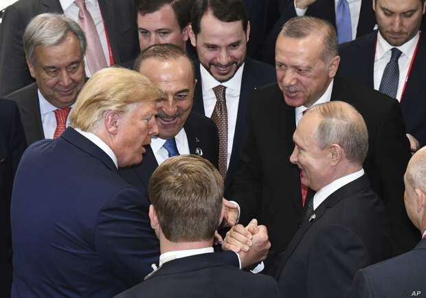 Трамп сдал назад: санкций для Турции из-за покупки С-400 не будет