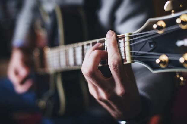 В коворкинг-центре на Петрозаводской пройдет концерт гитарной музыки