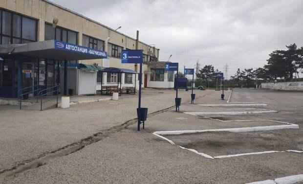 Междугородний транспорт в Крыму не будет ходить до конца мая