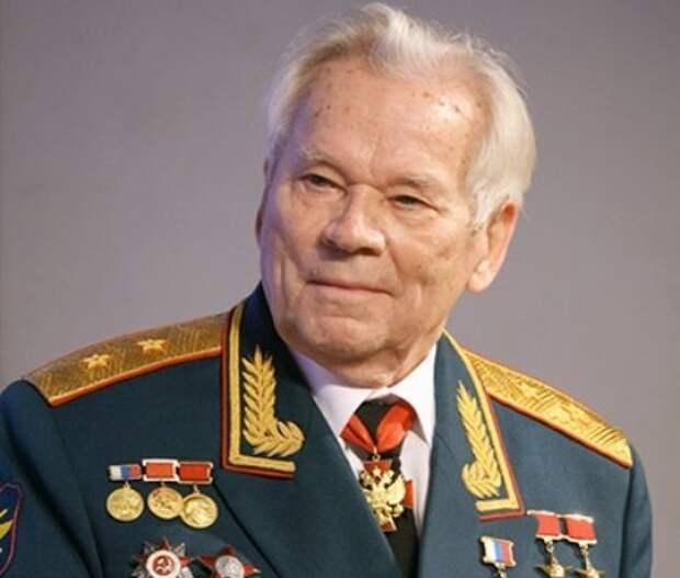 Что вы знаете про Михаила Калашникова?