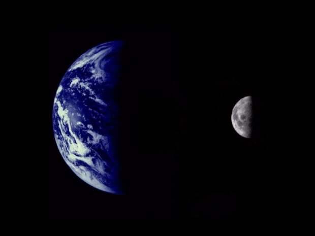Но чем дальше мы посылаем наши космические корабли …  земля, космос, красота