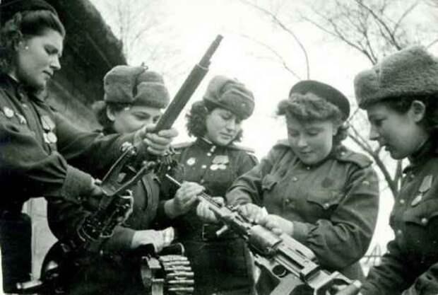«Ночные ведьмы» и другие самые опасные для «фрицев» советские женщины