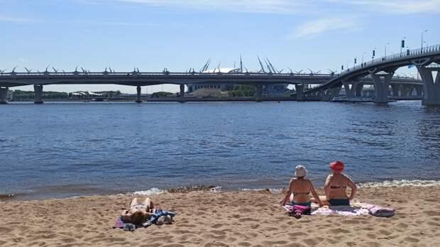 Синоптик Леус спрогнозировал возвращение жары в Петербург