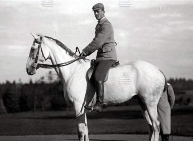 Великий князь Михаил Александрович, 1896   Фото: istpravda.ru