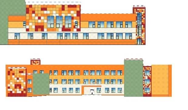 В мае начнут строить по нацпроекту школу под Волгоградом