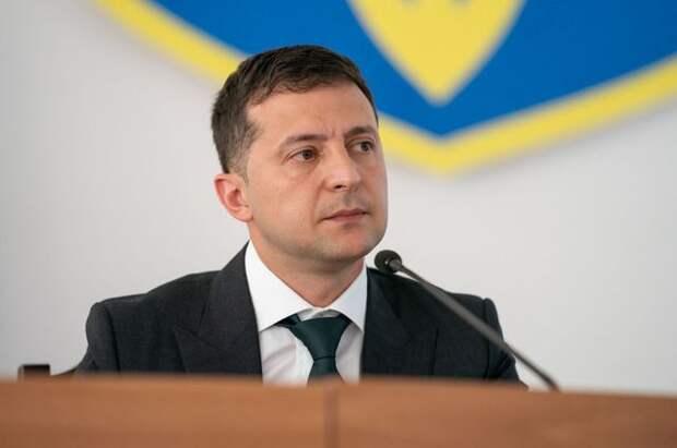 Зеленский посетит передовые позиции украинских военных на границе с Крымом
