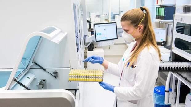 Тест на коронавирус за сутки в Петербурге сдали более 12 тысяч человек