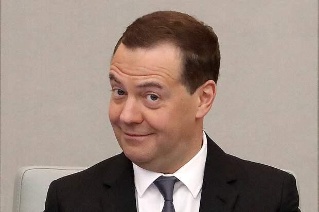 Дмитрий Медведев. Фото находится в свободном доступе.