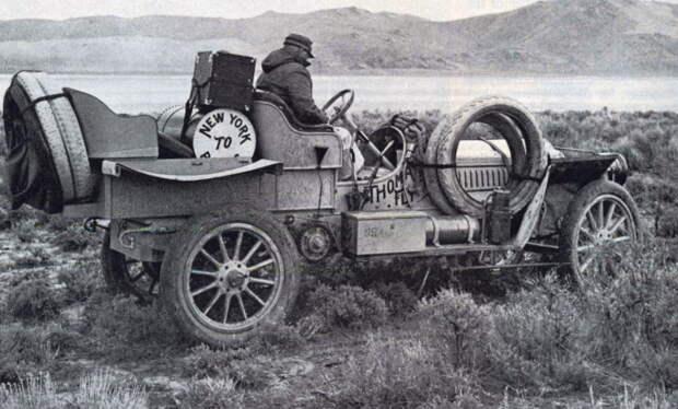 Величайшая автогонка вистории: 20 тысяч километров нателегах смотором