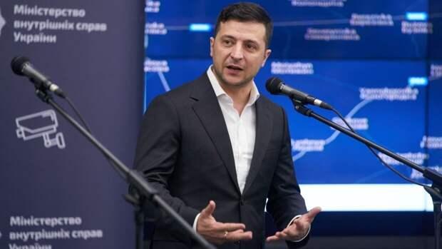 Зеленский увидел угрозу для Украины в переговорах Путина и Байдена