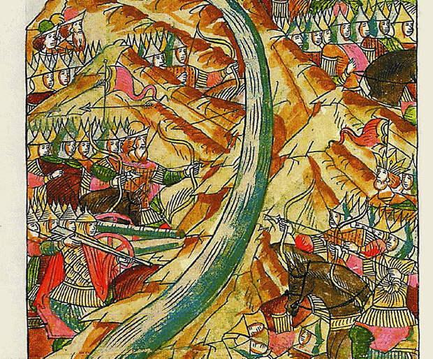 Стояние на Угре: как хан Золотой Орды снова хотел подчинить Русь