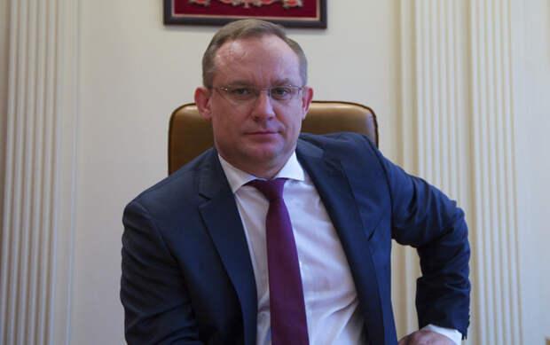 Представителю свердловского губернатора вМоскве прочат отставку