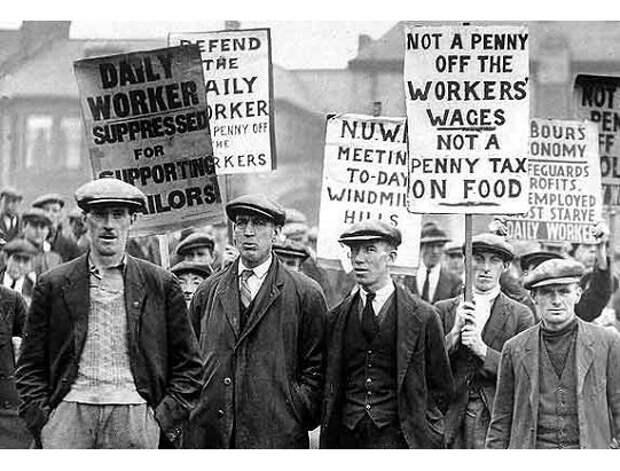 Коллонтай про рабочий класс мира. 100 лет спустя.