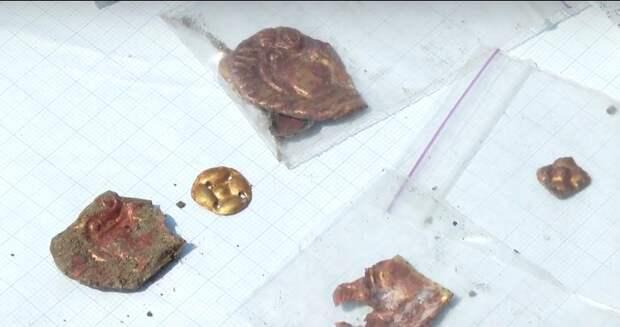 В Полтавской области нашли золото скифов