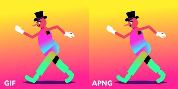 Как редактировать анимированный PNG (APNG) в Windows 10