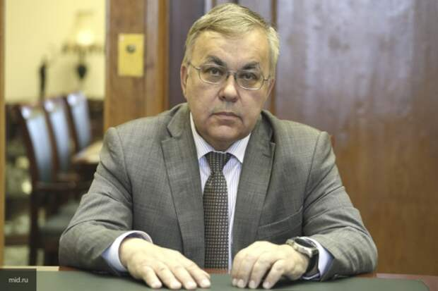 Замглавы МИД РФ провел телефонные переговоры со спецпосланником ООН по САР