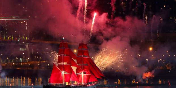 Фестиваль выпускников «Алые паруса» в Санкт-Петербурге пройдет в обычном формате