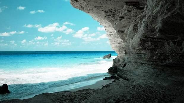 NewPix.ru - Красивый пляж Ageeba Beach в Египте