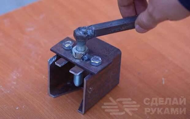 Как сделать простой универсальный съемник