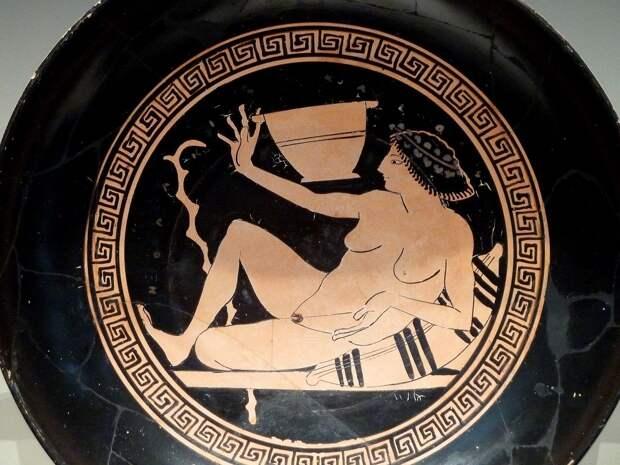 Кухня Древней Греции: что ели философы и гетеры 3