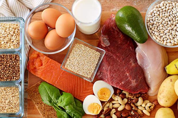 Пять признаков недостатка белков в вашем рационе