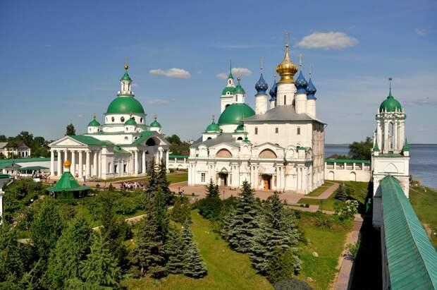 Князь Ярослав Мудрый. Ростовский период княжения.