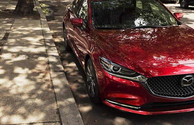 Mazda частично рассекретила новый Mazda6