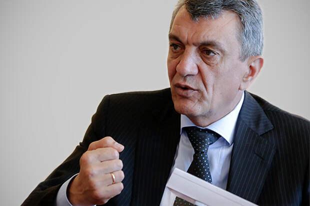 Экс-глава Севастополя может вновь стать губернатором?