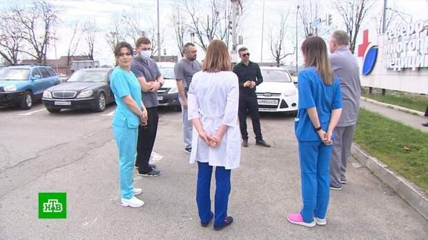 В Беслане медики судятся из-за невыплат надбавок за работу с COVID-пациентами