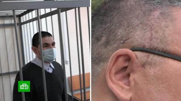 Екатеринбуржец получил 6,5 года тюрьмы за выстрел в соседа после ссоры детей