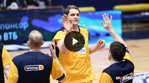 Timofey Mozgov hits buzzer after Alexey Shved's alley-oop | May 11, 2021