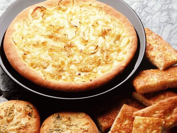 Сырная ватрушка – аппетитный перекус.
