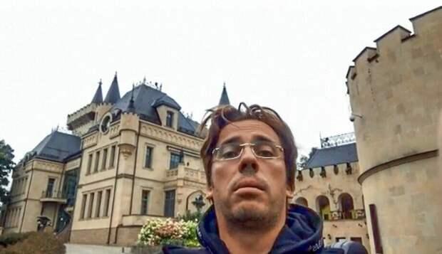 Галкин с ехидством отреагировал на высказывание о своём роскошном замке