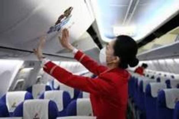 Китай закрыл авиаперелеты с Россией до 26 ноября