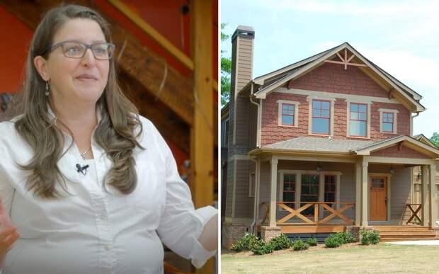 Канадка помогла купить дом соседу, потерявшему жилье и работу из-за болезни