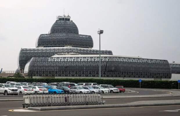 Со второго терминала осуществляются преимущественно внутренние рейсы / Фото: baku-life.com
