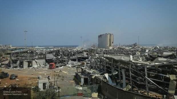 Источник раскрыл имя владельца взорвавшегося в Ливане груза