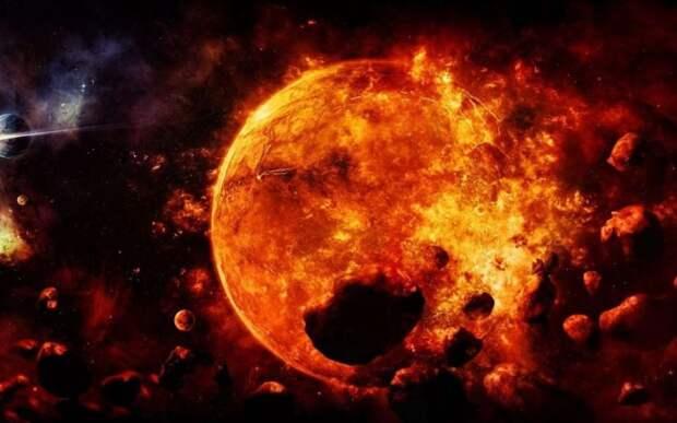 Что ожидает наше Солнце в будущем?