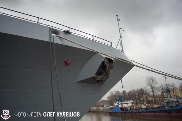 Гроза морей. Чем российский флот напугал США