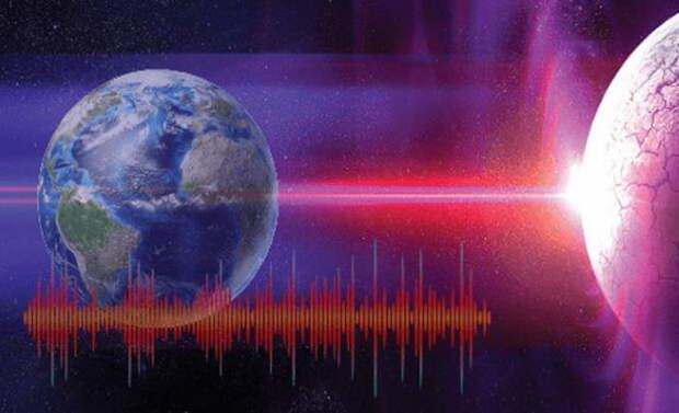 Странные события в околоземном пространстве