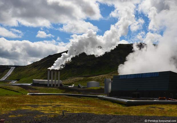 Производство чистой энергии в геотермальных полях снижает риски сильных землетрясений