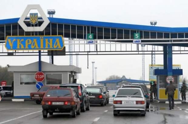 Украина на границе с Россией вырыла противотанковые рвы вместо «стены»