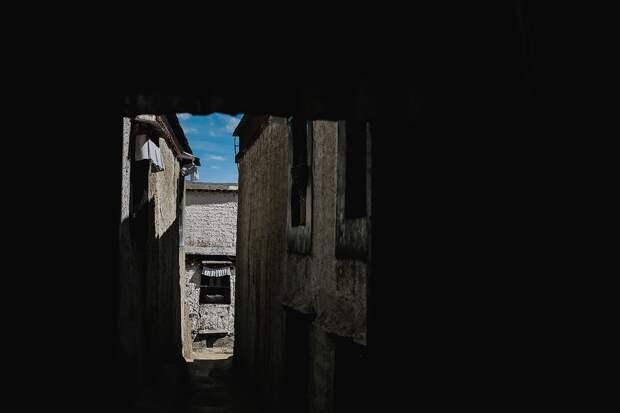shigadze18 В поисках волшебства: Шигадзе, резиденция Панчен ламы и китайский рынок