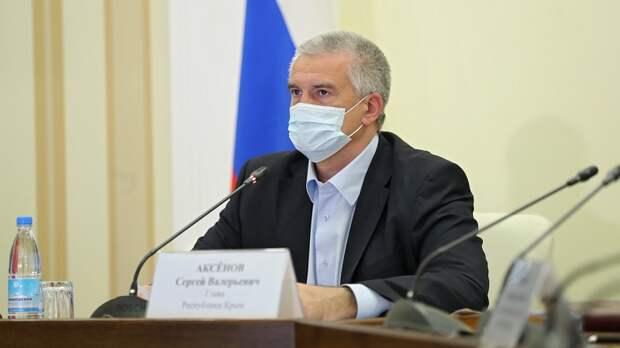 Аксёнов: на местах органы исполнительной власти «имеют слабый контакт» с крымчанами