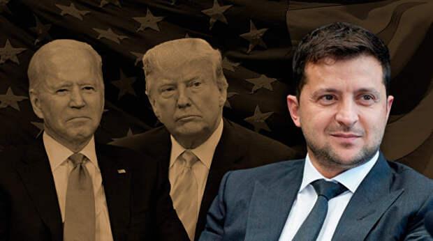 Скандалы, интриги, расследования. Пять историй про отношения Зеленского с президентами США