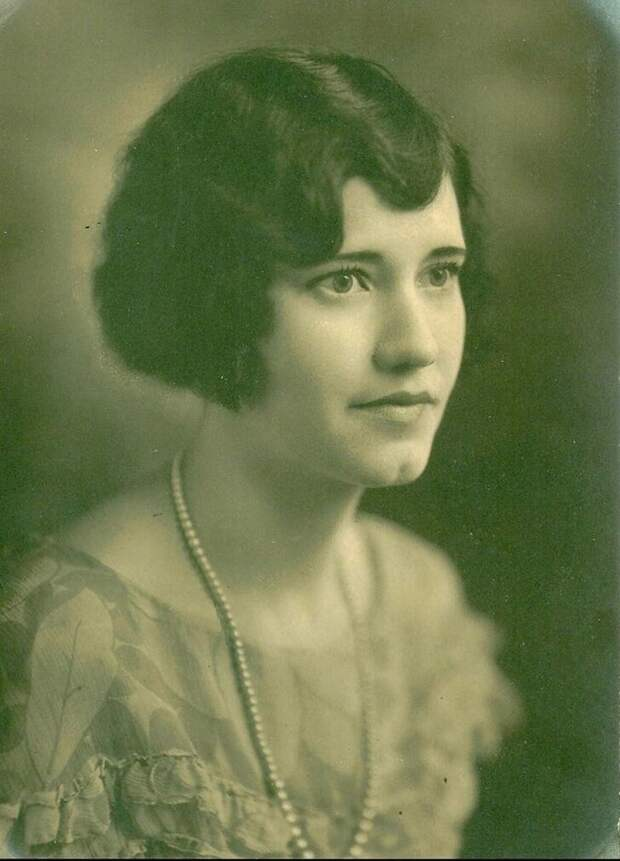 Женщина 1910-х
