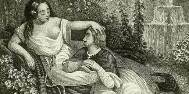 Порнократия: Марозия - любовница римского папы правившая церковью