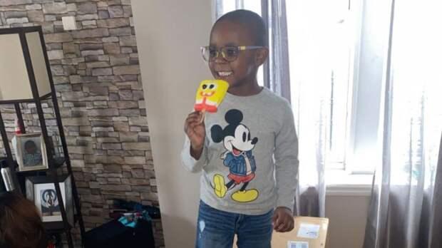 Американский детсадовец спустил мамины деньги на мороженое