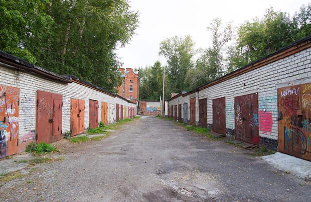 В московском районе Очаково владельцы гаражей, которые власти решили снести, жалуются на компенсации